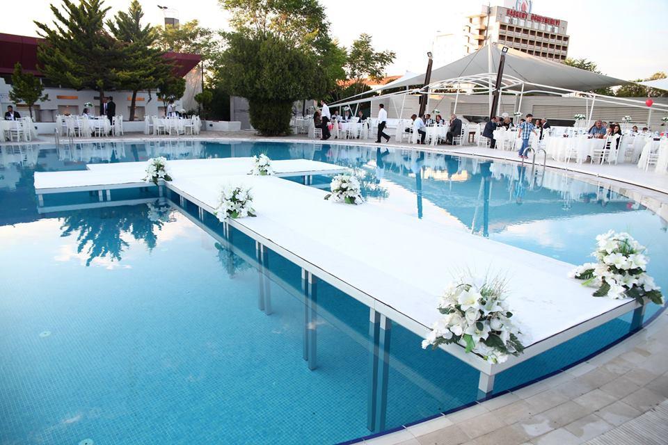 Havuz Başı Ankara İçi Düğün